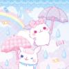 【壁紙】ぽぽころりん/梅雨