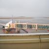 豪雨に見舞われて飛行機が来ない⁉『富士山静岡空港』