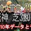 【阪神大賞典 2020】過去10年データと予想