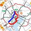 首都高速中央環状線は渋滞の切り札にならない♪