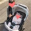 妊娠8ヶ月目に買ったベビーカー☆旦那も満足のものを。