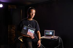 NEKTAR TECHNOLOGY Aura × KO-ney 〜最大16種類のプラグインを同時演奏できるMIDIコントローラー