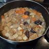 幸運な病のレシピ( 1637 )夜:根菜煮漬け、汁