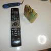 テレビリモコンのセンサー反応改善修理の御試し例
