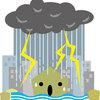 ゲリラ雨が多発!雨予測アプリや雨対策グッズで万全!