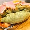 【マルタ@新橋】マルタ料理専門店の包み焼きピッツァが楽しめるランチ【生ハムと玉子の包み焼きピッツァ】