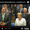 別に国歌なんて歌う義務はなかったんだよ、というドイツの映像