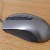 ASUS 有線Blue LEDマウス UT200 を父に購入