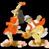 ハンガリアン・ダンス NO5(こども達に向けて・・ )