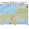 2015年10月26日 21時34分 福井県嶺南でM5.3の地震
