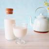豆乳は、無調整のほうが好きです。