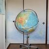 すごい地球儀