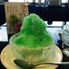 ★かき氷メロン
