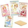 【カードキャプターさくら】食玩『クリアカード編 ウエハース2』20個入りBOX【バンダイ】より2020年9月発売♪