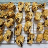 職場で食べるお菓子は一口サイズで作る。さっと食べれます