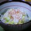 ドデスカ!笠原流!和定食の朝ご飯5品のレシピ『春キャベツとしらすの混ぜごはん』など
