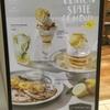 レモンパブロバのパンケーキ@J.S.パンケーキカフェ