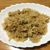 神戸の名物料理「そばめし」を家で作る!どろソースが辛くて旨い!