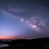 【星景写真の撮り方 Ⅲ】月没や夕暮れ時の一味変わった星景写真を狙ってみる