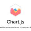 Chart.jsでさくっと簡単にグラフを作ってみる
