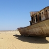 day 16 船の墓場、アラル海のかつての港町ムイナクへ