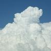 19年ぶりに「入道雲は白 夏の空は青」を見た