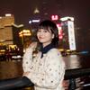中国のガッキーこと栗子さん、インタビューまで可愛い模様