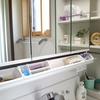 洗面台、ミラーキャビネット収納の整理