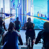 名古屋駅直結のスポーツジム コクールがすごい!VR×サイクリング!?