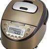 固めのお米が好きな方向け タイガー魔法瓶 炊飯器 5.5合 IH JKT-P100-TK