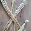 神麻でしめ縄作り。