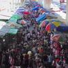 【インドネシア旅 】#1 インドネシア旅 名古屋からフィリピン航空で経由地マニラへ