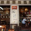 市場の中にある老舗カフェSuriya coffee(スリヤー・コーヒー)@タラートプルー