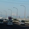 東京観光 品川に宿をとる、富士山と東京ディズニーランドへ