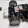【Mini-Z】ナローマシンのキャスターセッティングアッパアーム[MZW445]を調整する ~フロントスプリングの干渉を解決!~