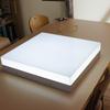 アクリル電飾看板は厚み120mmで製作しています