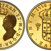 スコットランド1558年フランソワ2世&メアリー ゴールドメダルPCGS SP63