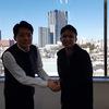 韓国から起業相談
