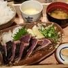 土佐清水ワールド 新橋店【鰹の藁焼き定食 並】