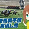 2020/1/25 中山新馬戦予想【新馬戦予想ブログ】