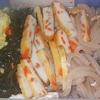 十年振りのスンシー煮(炊合せ)