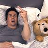 「テッド」悩むなんて無駄!!自由奔放に生きるクマ