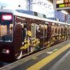 【阪急電車】淡路駅で秋の臨時電車をキャッチ