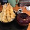 🚩外食日記(76)    宮崎ランチ   「あさしお丸」より、【えび天丼・び〜】‼️