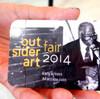 アウトサイダー・アートフェアNY 2014 その1 会場の様子とトークセッション