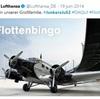 ルフトハンザが旅客便運用をやめた齢 83 歳の機材