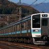 11/25 中央線撮影記#67 (@鳥沢鉄橋)