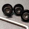 新TOYOTA86 ナンバープレートのボルトをカッコいいのに交換する!