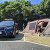 淡路島オススメキャンプ場に行ってきました