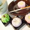 和菓子作り体験@京都・七條甘春堂